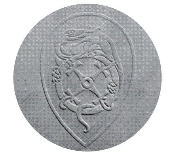 Рельефная печать Герб Alexey Shirokoff