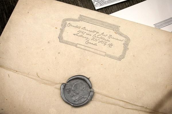 Сургучная печать свадебное приглашение